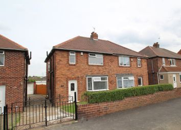 Thumbnail 3 bed semi-detached house for sale in Richmond Park Road, Sheffield