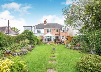 Thumbnail 5 bedroom semi-detached house for sale in Bradgate Road, Newtown Linford, Leicester, Leicestershire