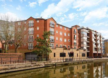 Thumbnail 2 bed flat for sale in Mayflower Court, Highbridge Wharf, Reading