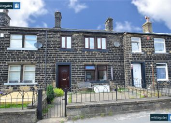 2 bed terraced house for sale in Main Road, Denholme, Bradford, West Yorkshire BD13