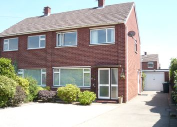 Thumbnail 3 bed semi-detached house to rent in Faintree Avenue, Shrewsbury
