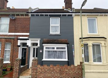 3 bed terraced house for sale in Sydney Road, Gosport, Hampshire PO12