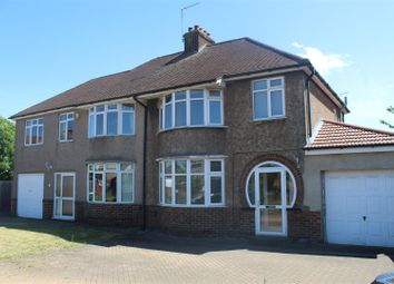 Thumbnail 3 bed semi-detached house to rent in Heversham Road, Bexleyheath