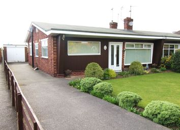Thumbnail 2 bed bungalow for sale in Cemetery Road, Hatfield, Doncaster