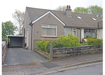 Thumbnail 2 bed semi-detached bungalow for sale in Pedder Grove, Overton, Morecambe
