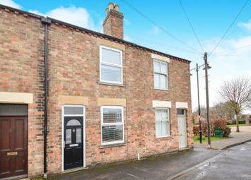 Thumbnail 2 bed terraced house to rent in Church Lane, Quorn, Loughborough