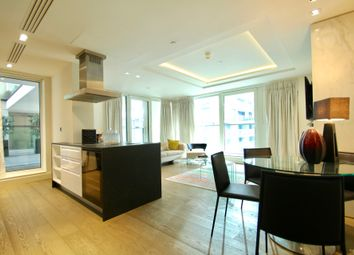 Thumbnail 2 bed flat to rent in High Street Kensington, Charles House, Kensington, London