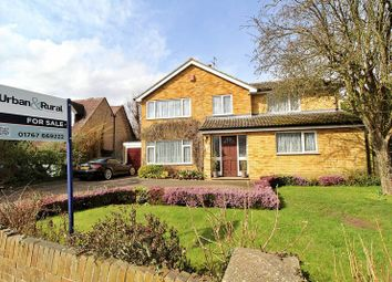 Thumbnail 5 bed detached house for sale in High Street, Dunton, Biggleswade