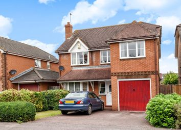 Thumbnail Detached house for sale in Samor Way, Didcot