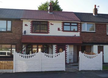 Thumbnail 3 bedroom terraced house for sale in Beech Avenue, Little Lever, Bolton