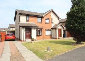 Thumbnail 3 bed semi-detached house for sale in Lauranne Place, Bellshill, North Lanarkshire