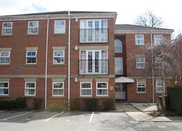 Thumbnail 2 bed flat to rent in Queens Park Court, London Road, Hinckley, Leicestershire