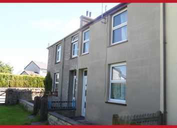Thumbnail 3 bedroom terraced house to rent in Rhosbodrual Terrace, Caernarfo