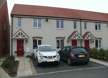 Thumbnail 2 bed terraced house to rent in Chilton Field Way, Chilton, Didcot
