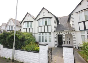Thumbnail 3 bed terraced house for sale in Nelson Avenue, Stoke, Plymouth