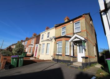 Thumbnail 3 bed semi-detached house for sale in Shaftesbury Avenue, Folkestone