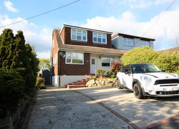 Thumbnail 4 bed semi-detached house for sale in Lower Road, Hullbridge, Hockley