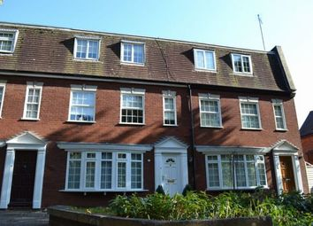 Thumbnail 4 bed town house for sale in Harlestone Court, Harlestone Road, Northampton