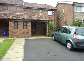 Thumbnail 1 bed flat for sale in Moorton Avenue, Burnage, Manchester
