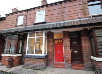 Thumbnail 3 bed terraced house for sale in Portland Street, Leek, Staffordshire