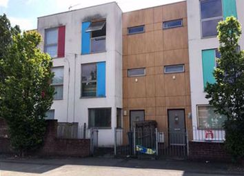Thumbnail 4 bedroom town house for sale in Oak Bank, Harpurhey, Manchester