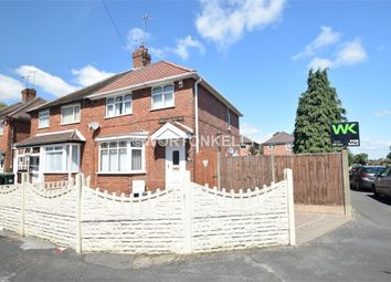 Thumbnail 3 bedroom semi-detached house for sale in Hall Crescent, West Bromwich, West Midlands