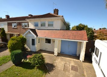 Thumbnail 2 bed semi-detached house for sale in Chalcombe Road, Kingsthorpe, Northampton