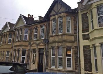 Thumbnail 3 bedroom terraced house for sale in Park Crescent, Whitehall, Bristol