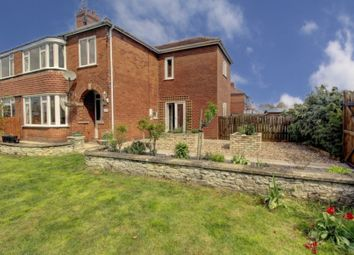 Thumbnail 4 bed semi-detached house for sale in Thornton Road, Pickering