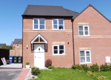 Thumbnail 3 bed semi-detached house for sale in Colliery Road, Denaby Main