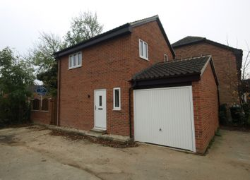 Thumbnail 1 bed detached house for sale in 44A Roman Way, Bicester, Oxfordshire