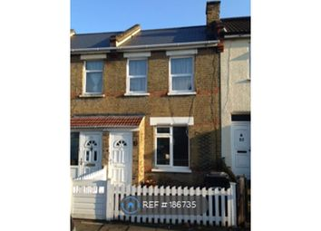 Thumbnail 2 bedroom terraced house to rent in Wellington Road, Dartford