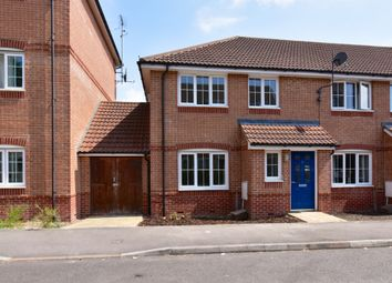 Thumbnail 3 bed terraced house for sale in Merlin Close, Yeovil
