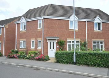 Thumbnail 3 bed semi-detached house for sale in Balata Way, Stretton, Burton-On-Trent
