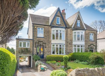 Thumbnail 6 bedroom semi-detached house for sale in Ecclesall Road South, Sheffield