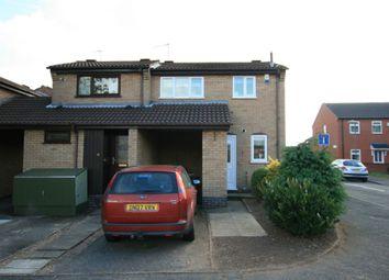 Thumbnail 1 bed semi-detached house to rent in Gibb Street, Long Eaton, Nottingham