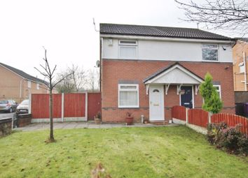 Thumbnail 2 bed semi-detached house for sale in Tedburn Close, Gateacre, Liverpool