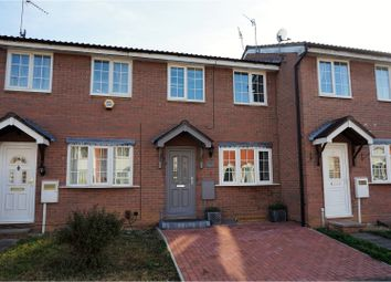 Thumbnail 2 bedroom terraced house for sale in Countess Road, St James, Northampton