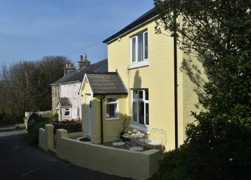 Thumbnail 3 bed cottage for sale in Dinas Cross, Newport