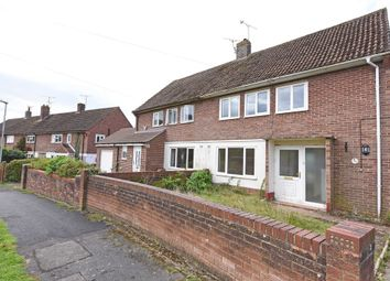 Thumbnail 3 bed semi-detached house to rent in Anderson Crescent, Arborfield Cross, Reading