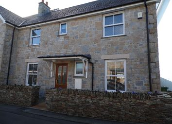Thumbnail 3 bed semi-detached house to rent in Headland Road, Carbis Bay, St. Ives