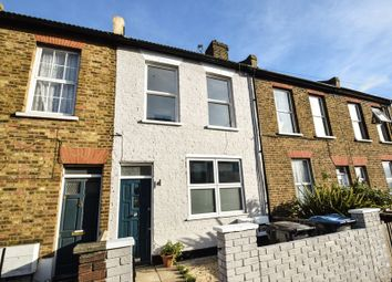 Thumbnail 3 bed flat for sale in Haydons Road, London