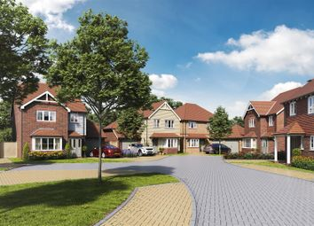 Thumbnail 3 bed detached house for sale in Norlington Lane, Ringmer, Lewes