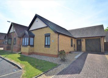 Thumbnail 3 bedroom bungalow for sale in Corvus Close, Royston