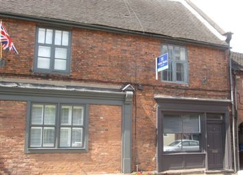 Thumbnail 2 bed terraced house to rent in Castle Street, Eccleshall, Stafford