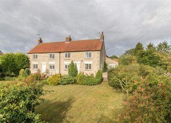 Thumbnail 3 bed property for sale in 26 Beckside, Settrington, Malton