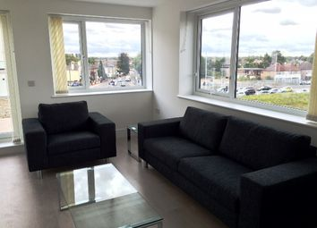 Thumbnail 2 bed flat to rent in West Plaza, Town Lane, Stanwell Staines-Upon-Thames