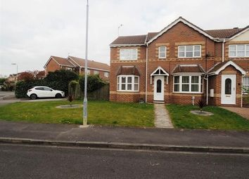 Thumbnail 4 bedroom end terrace house for sale in Navigation Way, Victoria Dock, Hull