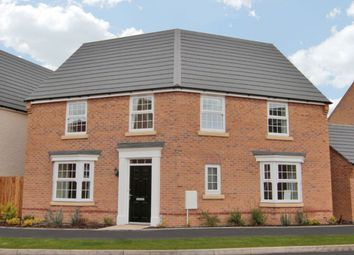 "Thumbnail 4 bed detached house for sale in ""Ashtree"" at The Long Shoot, Nuneaton"