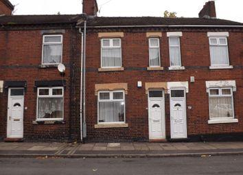 Thumbnail 3 bedroom terraced house for sale in Sandon Street, Eturia, Stoke-On-Trent